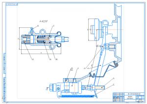 1.Сборочный чертеж привода сцепления А1
