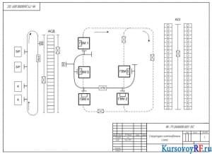 Структурно-компоновочная схема