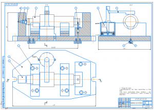 1.Сборочный чертеж станочного приспособления А1