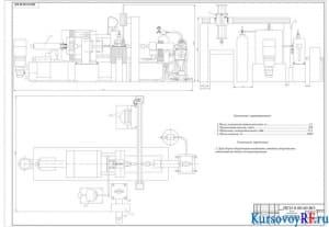 Линия изготовления корпуса пакетного переключателя х2