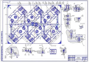 2.Модельный комплект в сборе А1