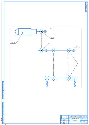3.Кинематическая схема А1