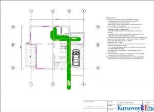 Канализация первого этажа