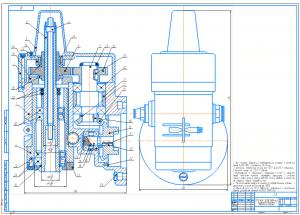 3.Сборочный чертеж КПА на формате А1