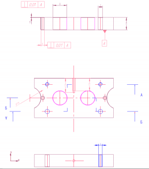 3.Деталь матрицедержатель