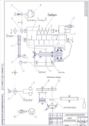 3.Сборочный чертеж дозатора А1