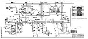 7.Технологическая схема компрессорной станции 2хА1