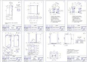 Деталировка конструкции 2 (ф.А1)