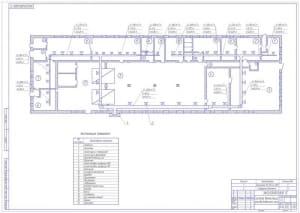 8.Система вентиляции производственного цеха А1