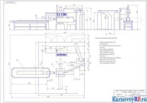 РТK на базе патронно-центрового станка 16K20Ф3 с ЧПУ