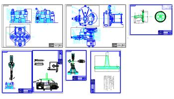Технологический процесс механической обработки детали Шестерня с храповиком редуктора подогревателя