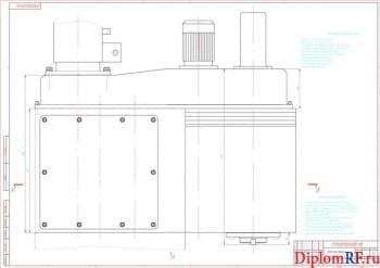 Разработка привода главного движения вертикально-фрезерного станка
