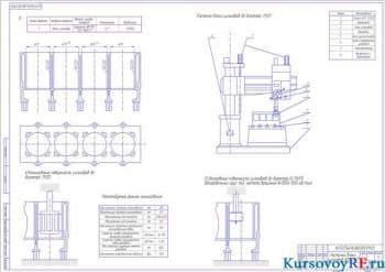 Восстановление основных конструктивных элементов блока цилиндров ВАЗ-2107