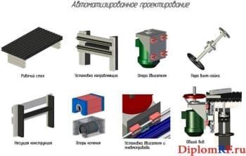 Разработка станка для фрезерной обработки алюминиевых и пластиковых профилей