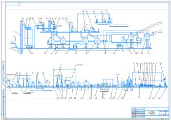 Проект конструкции сусловарочного котла ВСЦ-1 с разработкой аппаратурно-технологической схемой производства пива