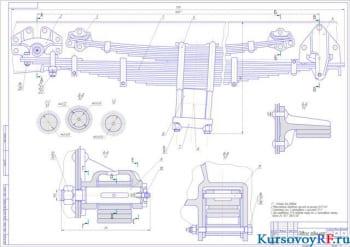 Общая характеристика автомобиля ЗИЛ-130 с тяговым расчетом