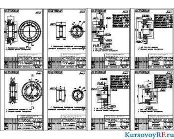 Модернизация синхронизаторов в коробке передач автомобиля ВАЗ-2110