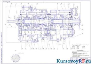 Конструкторский анализ автомобиля МАЗ- 64229