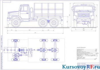 Автомобиль ЗИЛ-433440