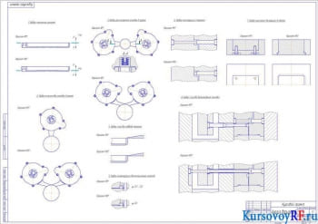 Разработка технологии создания отливки «Крышка муфты сцепления»