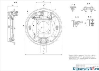 Курсовое проектирование автомобиля ГАЗ-2410 с тяговым расчетом