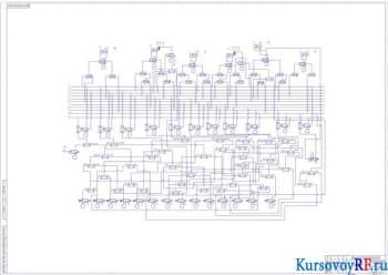 Разработка пневмоцилиндра для пневматического привода