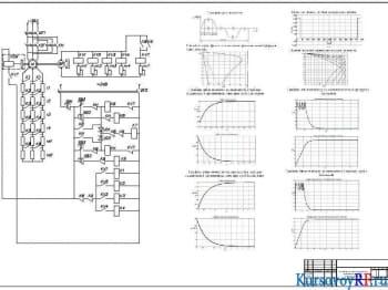 Курсовая разработка электропривода тележки мостового крана