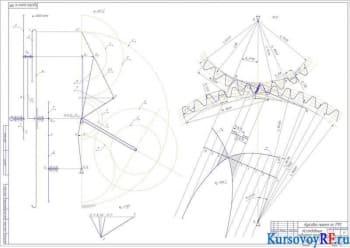 Разработать и исследовать механизмы компрессора