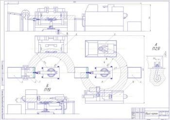 """Проектирование линии изготовления деталей типа """"Вал-шестерня"""""""