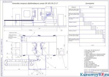 Проектирование заготовки полумуфты