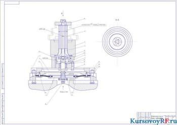 Процесс обработки детали «зубчатое колесо»