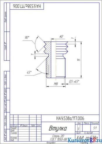 Проектирование и расчет резистора переменного сопротивления