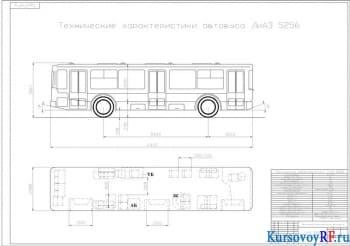 Курсовой обзор электрооборудования автобуса м арки ЛиАЗ 5256