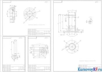 Расчет и проектирование конвейера