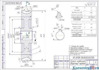 Поэтапное проектирование и расчет привода цепного конвейера