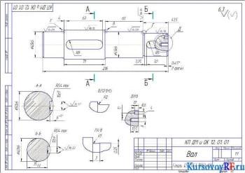 Разработка проекта привода к междуэтажному подъемнику