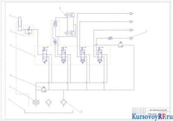 Разработка проекта электропогрузчика