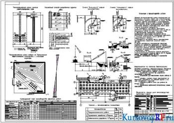 Курсовая по технологии земляных работ при строительстве