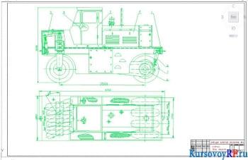Разработка оборудования для уплотнения гравия