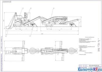 Проектирование установки дробильно-сортировочной