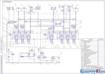 Расчет и проектирование полноповоротного экскаватора ЭО-4121
