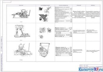 Разработка технологического процесса и конструкции высевающих систем и аппаратов сеялок