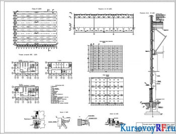 Проектирование депо осмотра метрополитена моторвагонных секций