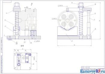 Изготовление станочного приспособления для обработки корпуса
