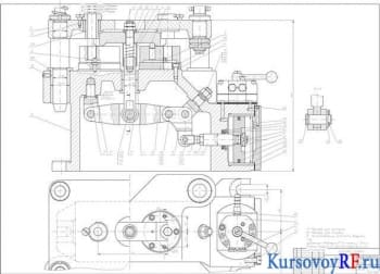 Курсовое проектирование кондуктора двухместного пневматического