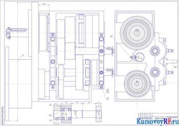 Разработка проекта модернизации привода коробки скоростей станка револьверного типа