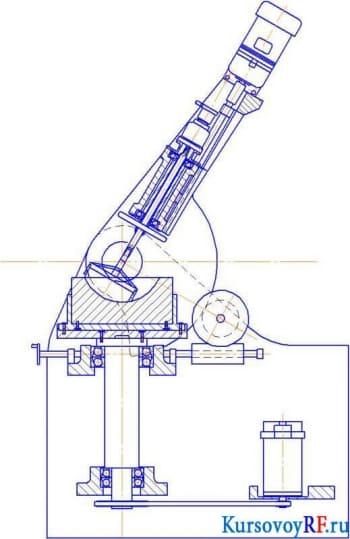 Разработка станка для доводки сферических поверхностей