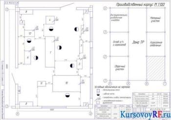 Проект АТП. Разработка слесарного участка