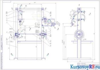 Ремонт двигателя КАМАЗ курсовое проектирование с разработкой ремонтного стенда