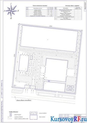 Малярное отделение автотранспортного предприятия его реконструкция